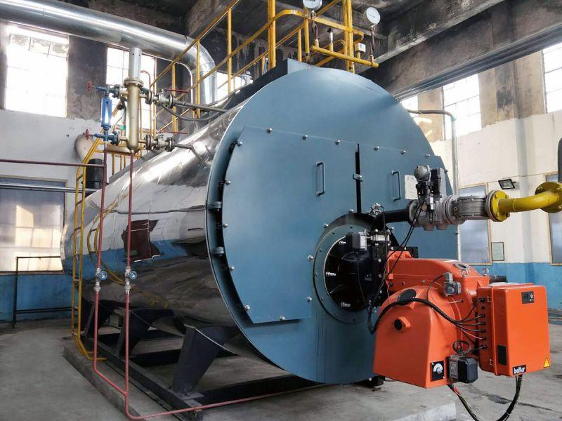 6吨燃气锅炉,6吨燃气蒸汽锅炉