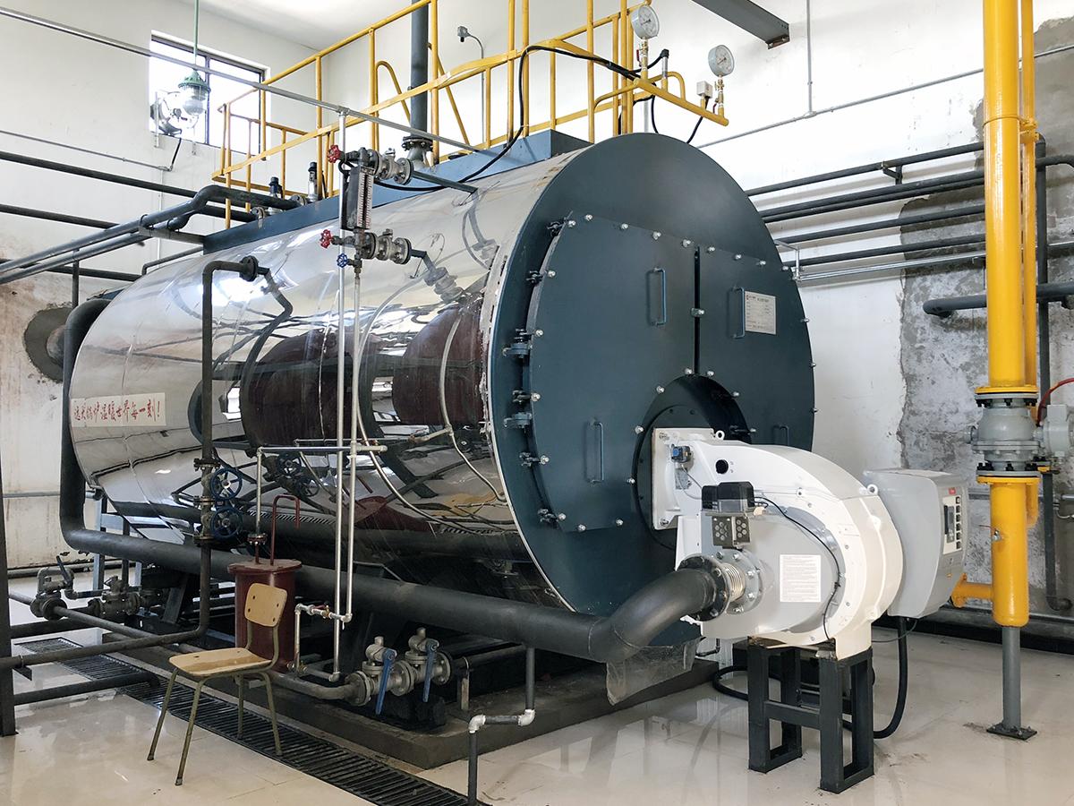 全自动燃气蒸汽锅炉控制系统