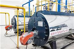 供暖燃气锅炉